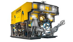 Millennium Plus ROV work class system