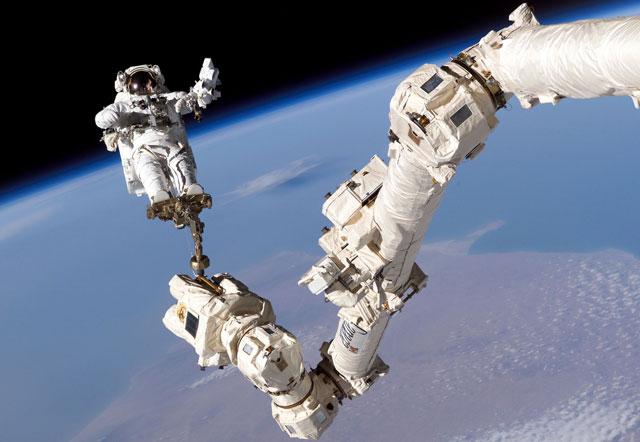 human space flight - photo #4