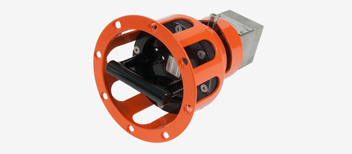 ROV Rotary Control valve