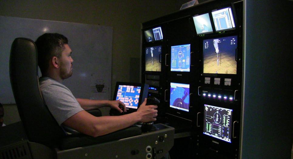 rov piloting