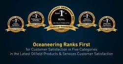 oceaneering, rankings, customer satisfaction, energypoint