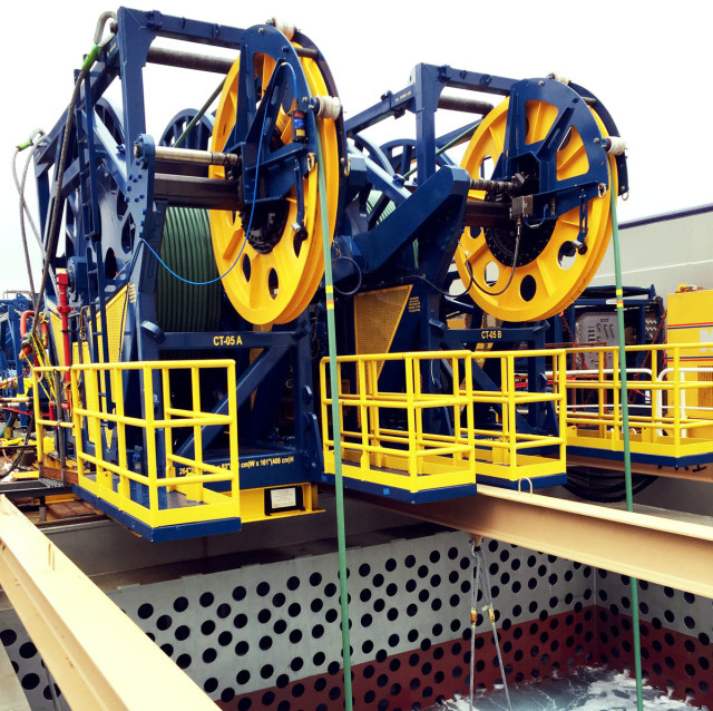 Open Water Coiled Tubing System