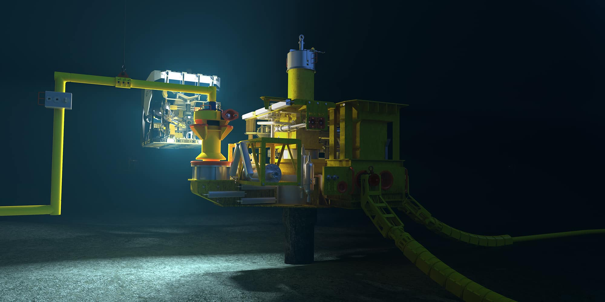 Subsea Connection Systems Oceaneering
