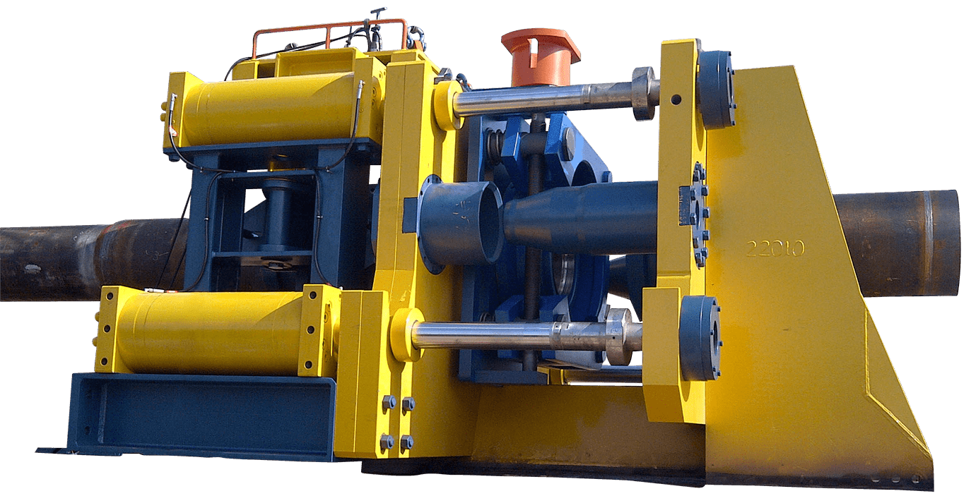 oceaneering, connection systems, horizontal connector, subsea connection, pipeline, flowline