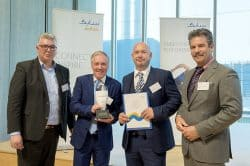 oceaneering, SABIC, awards, EHSS