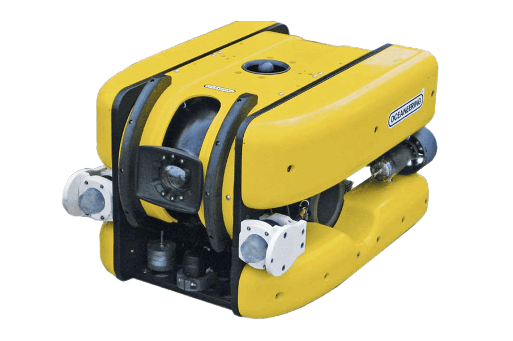 Sea Maxx ROV, satellite ROV, deepwater inspection, observation ROV