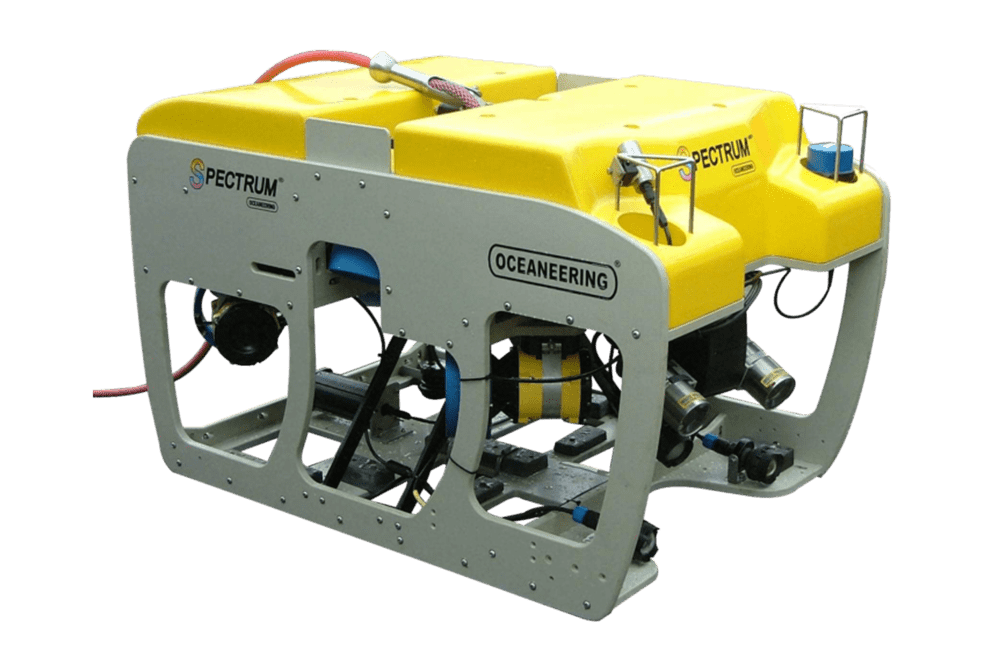 Spectrum ROV, light intervention, subsea inspection