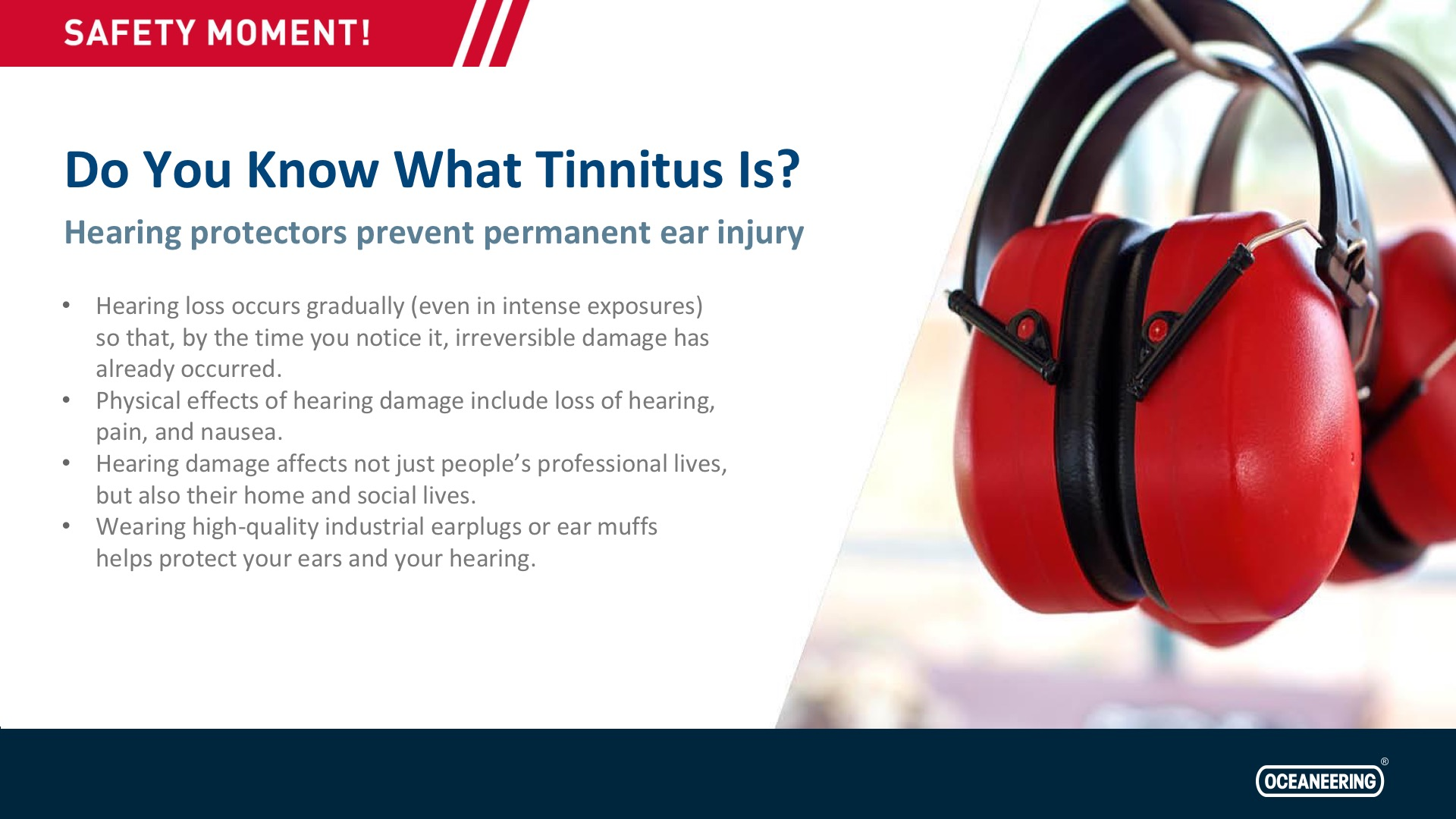 Do You Know What Tinnitus is?