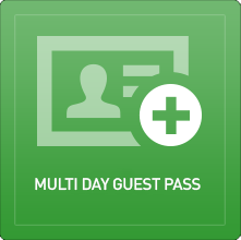 Multi Day Guest Pass