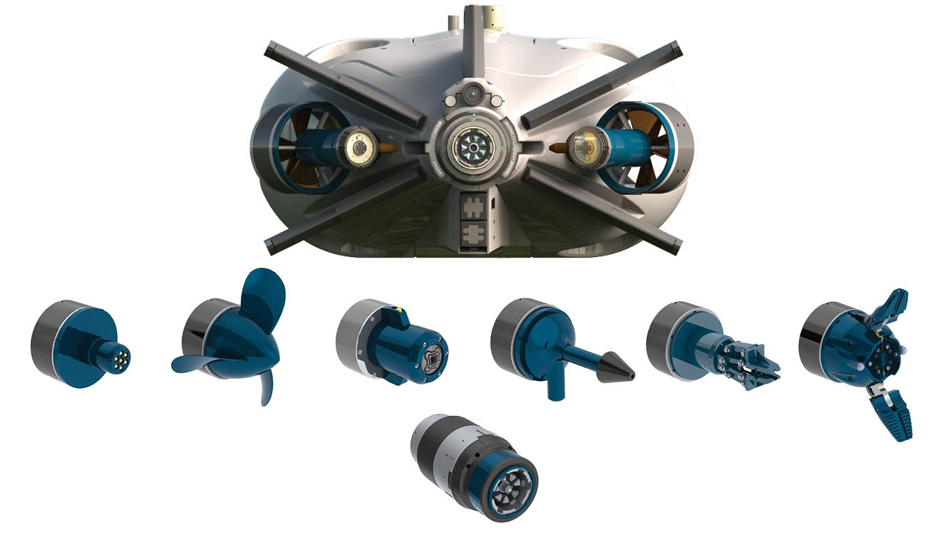 Omni - Initial tooling range