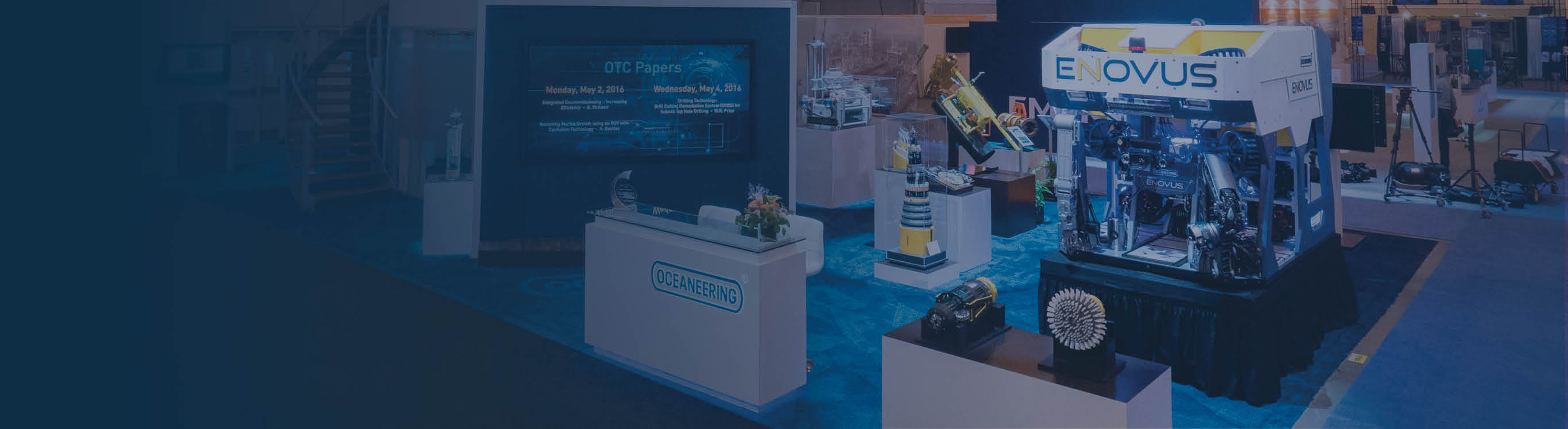 Oceaneering | Trade Shows