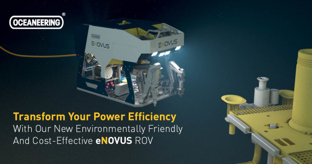 Transform Your Power Efficiency With Our New Enovus Rov