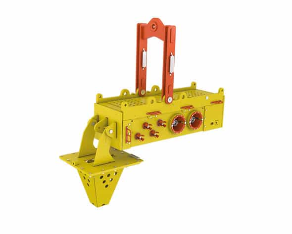 oceaneering, UTA, modular, umbilical termination, subsea distribution hardware