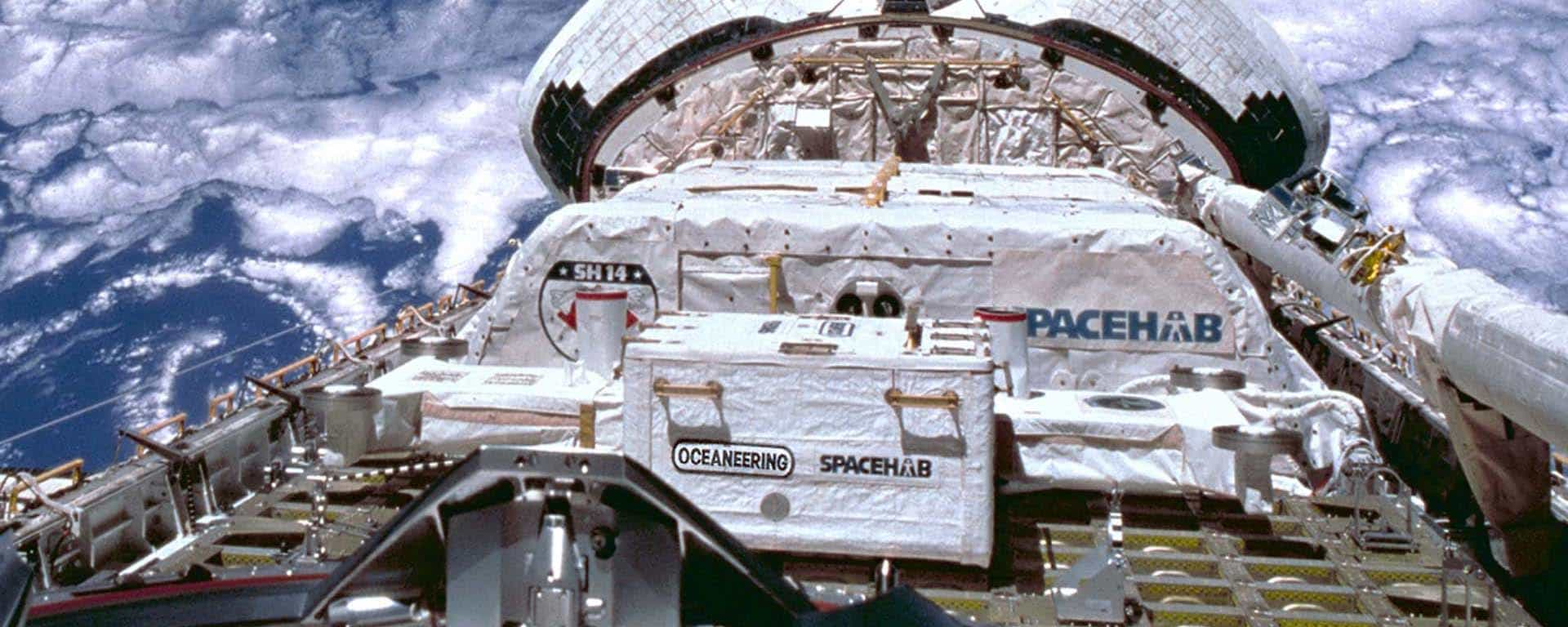 Space Shuttle | Oceaneering