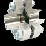 oceaneering, grayloc, metal to metal, compact flange, GCF, lightweight, compact