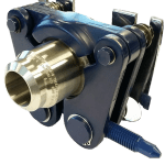 oceaneering, grayloc, connector, remote connector, safety, metal to metal, robust