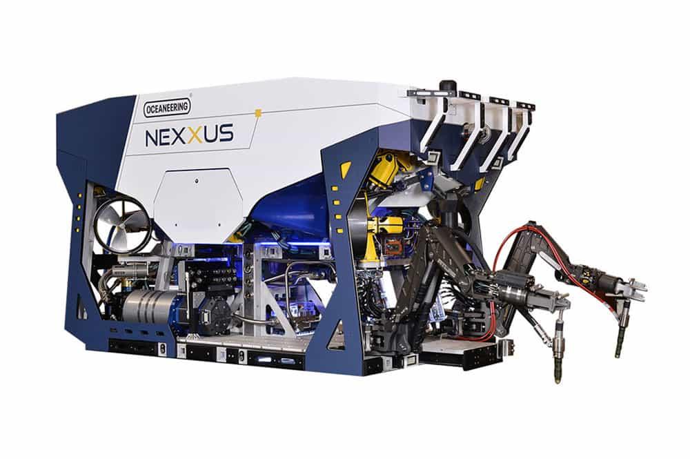 ROV Systems | Oceaneering