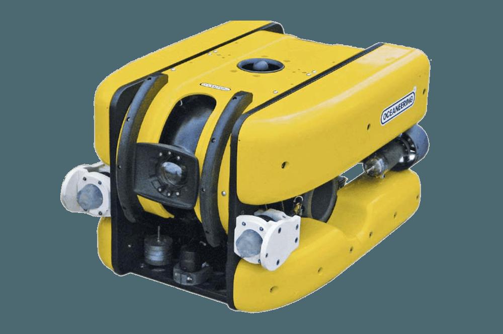 ROV Sea Maxx, ROV via satélite, inspeção em águas profundas, observação ROV