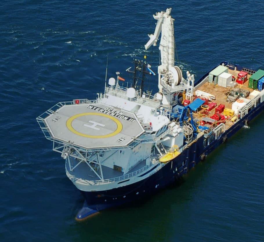 subsea projects oceaneering