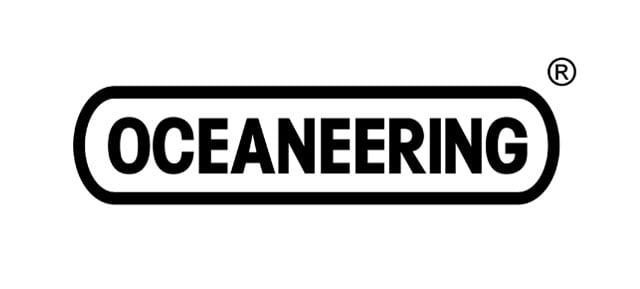 Logotipo Oceaneering Preto