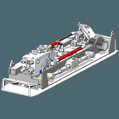 3-Stage Hi-Flow Pump
