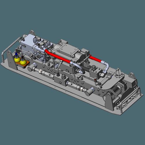 4-Stage Hi-Flow Pump