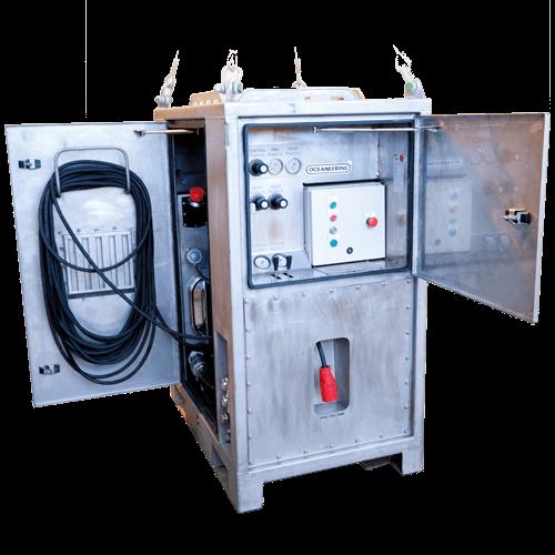 Compact Hydraulic Power Unit (HPU)
