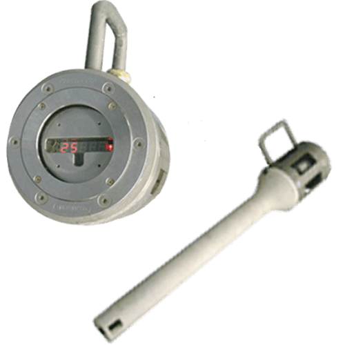 Subsea pH Meter