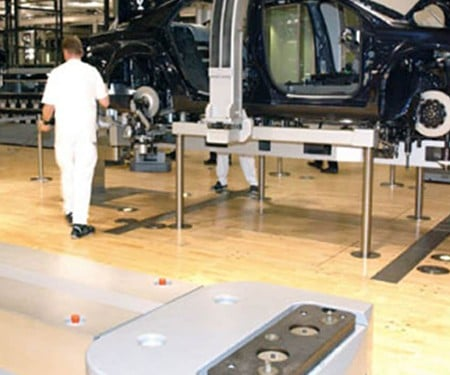 Automotive vehicle 450x375 - Automated Guided Vehicles (AGVs)