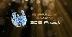 2018 Subsea Expo Finalist 250x131 - Oceaneering Employee Recognized as Finalist for 2018 Subsea UK Young Emerging Talent Award