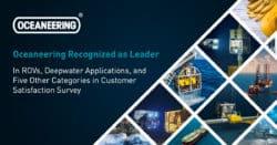 Oceaneering Ranks First 2018 250x131 - Oceaneering Ranks First in Seven Categories in Independent Customer Satisfaction Survey