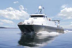 Sea Scout Oceaneering