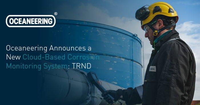 TRND system by Oceaneering