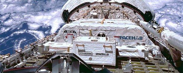 Space Shuttle | Oceaneering