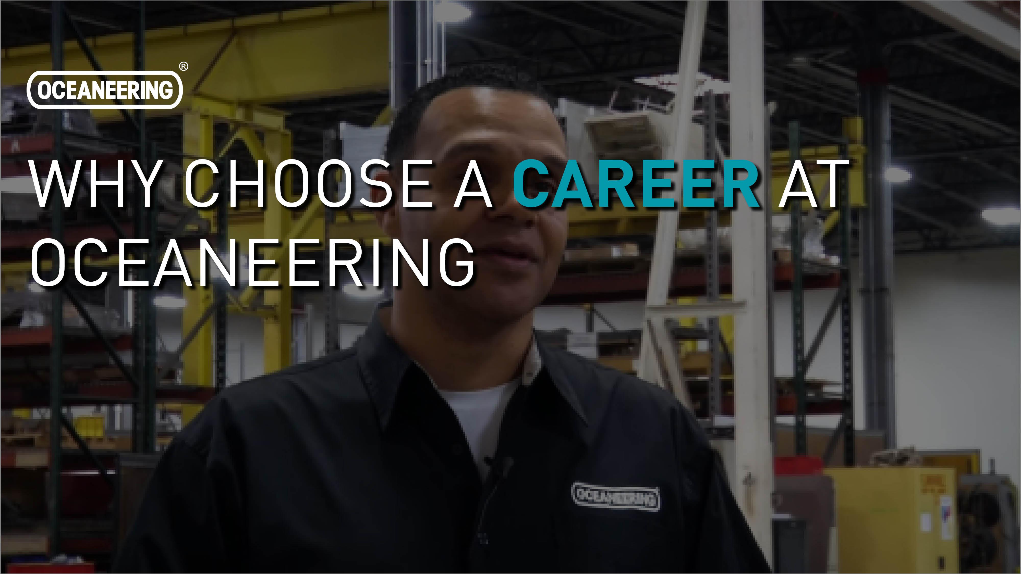 Oceaneering Careers | Oceaneering