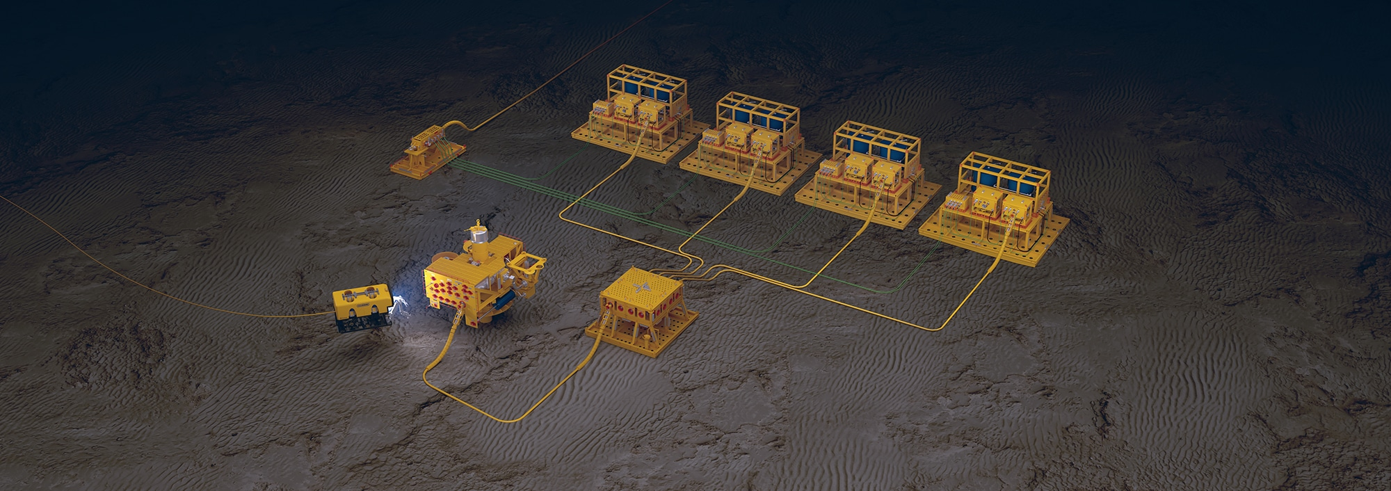 subsea pumping technology
