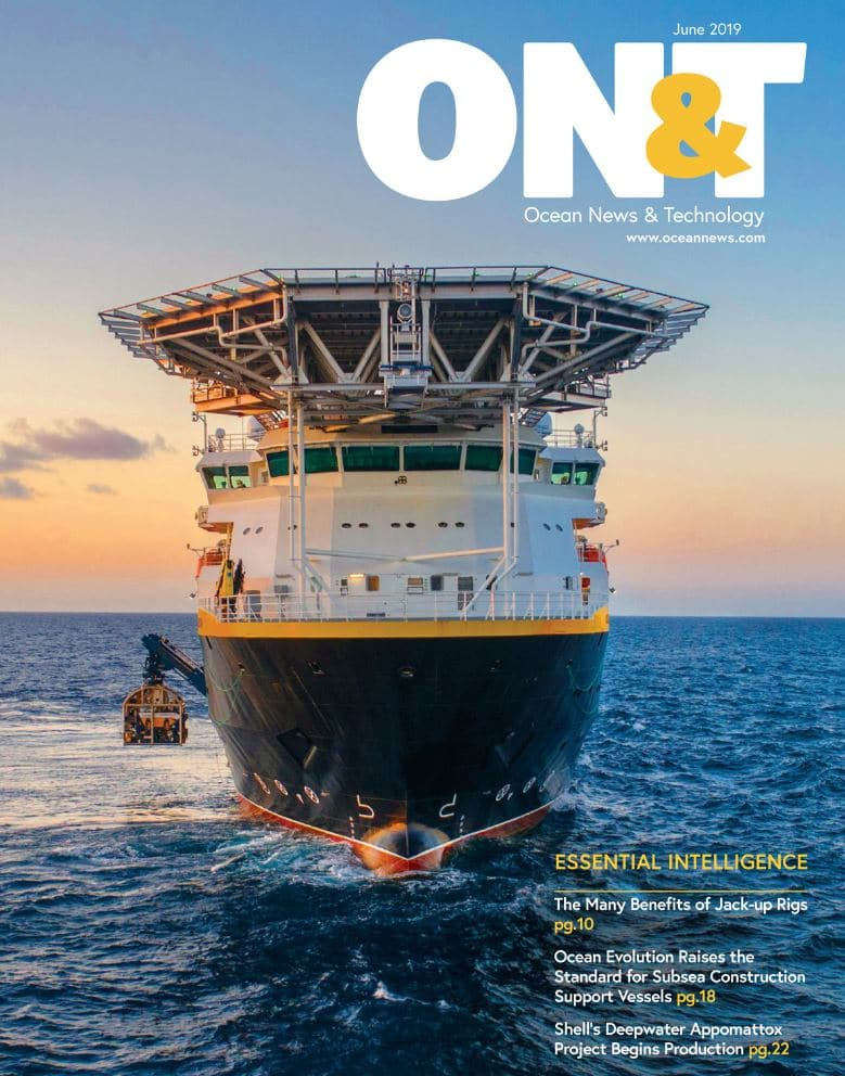 Ocean Evolution ONT Cover 2019