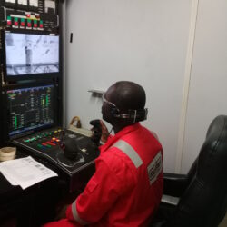 ROV Training Angola
