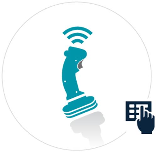 Remote Piloting Icon