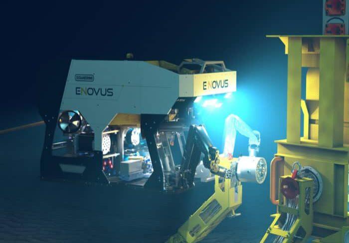 eNOVUS installing a J-Plate