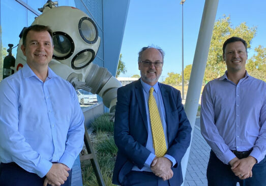 Australia Government Visit 2021
